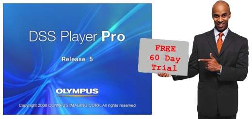 Olympus DSS Player R5 Pro Free Trial Download