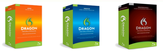 Dragon NaturallySpeaking 11 - Home - Premium - Professional