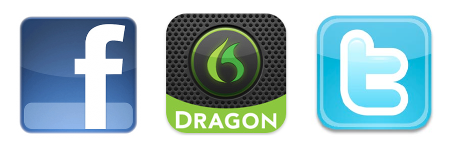 Nuance DragonNaturallySpeaking 11.5 Integrates Facebook, Twitter and a wireless iPhone iPad app