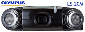 Olympus LS-20M Digital HD Video and PCM Audio Recorder - Dictate Australia