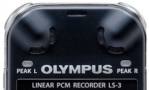 Olympus LS-3 PCM Music Digital Recorder