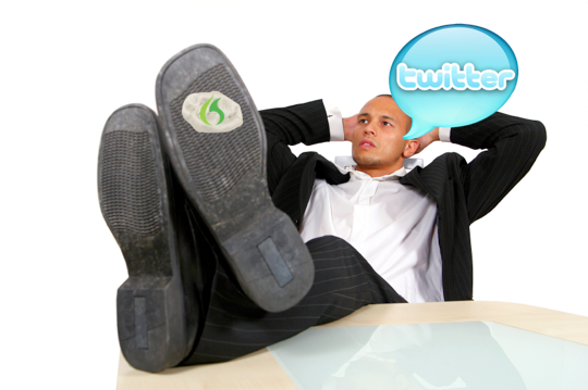 How to post a status update to twitter using voice with Dragon Dictate and Dragon NaturallySpeaking