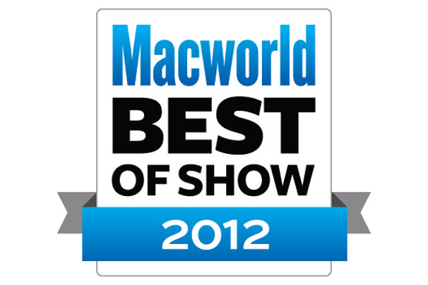 MacWorld Best Of Show 2012 - Dev-Audio Microcone
