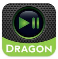 Nuance Dragon Voice Recorder Recording App for iPhone iPad iOS6