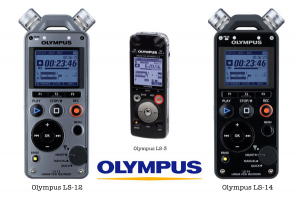 Olympus LS-12 and LS-14 Digital PCM Music Recorders Expected In Australia Early 2013