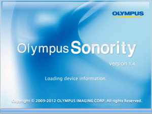Olympus Sonority for Mac OS X 10.8 Mountain Lion and Windows 8 Audio Editing Software