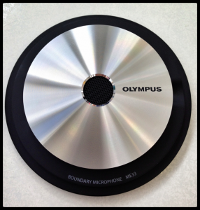 New Olympus ME-33 Boundary Microphone