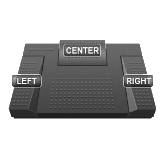 Now You Can Use Olympus Transcription Foot Pedals With Third Party Software